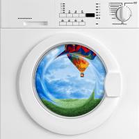 מכונת כביסה מקצרת